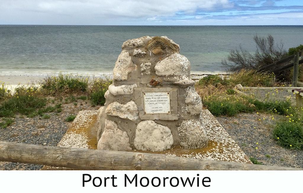 Port Moorowie