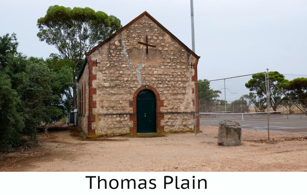 Thomas Plain