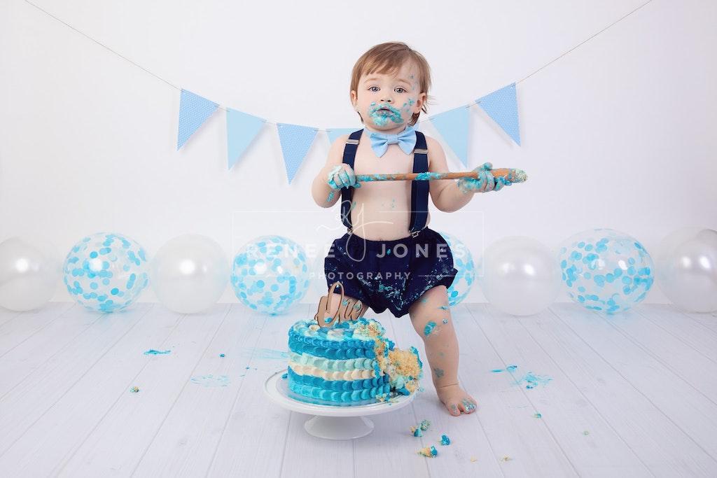 Brisbane Cake Smash Photography 6