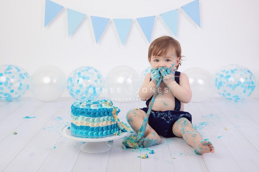 Brisbane Cake Smash Photography 7