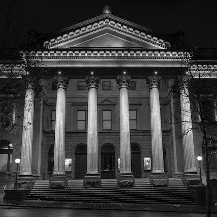 Capital Theatre - BW01
