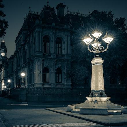 Vahland Fountain - BW03