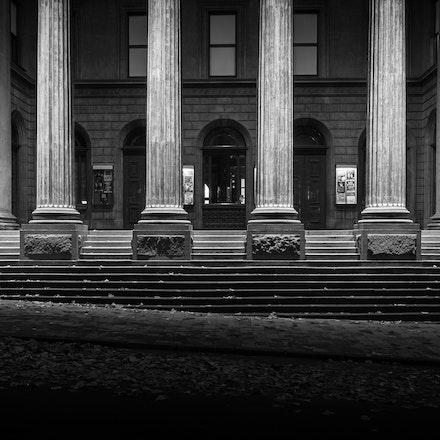 Capital Theatre - BW04