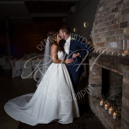 Elise & Stephen's Rainy Borrodell Wedding 2019 - They say rain on your wedding brings good luck...well this beautiful couple received a gallon load and...