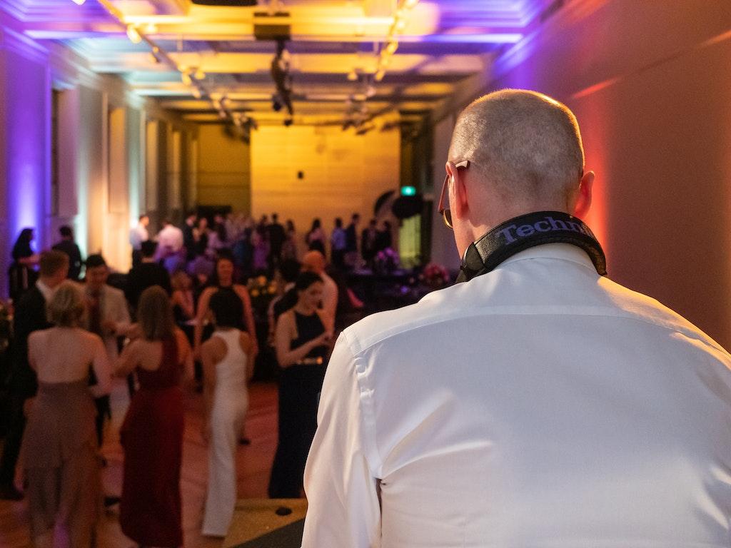 MDS-153 - Melbourne Dental School Graduation Ball  2018