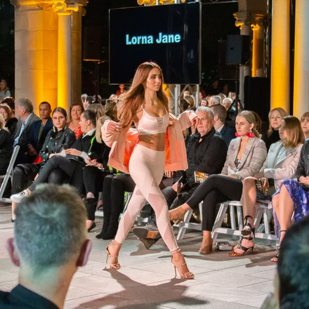 MBFF MERCEDES-BENZ GROUP SHOW 2 - The Fashion Festival's Principal Partner, Mercedes-Benz, presented the spectacular closing night runway show.