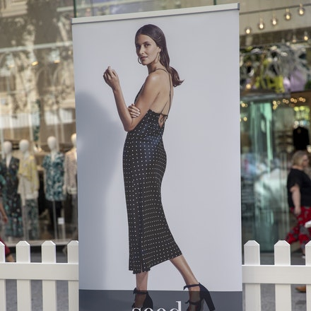 BFM Queen St Runways - Brisbane Fashion Month presented by Wintergarden is the largest showcase of Queensland designers of any event in the state. The...