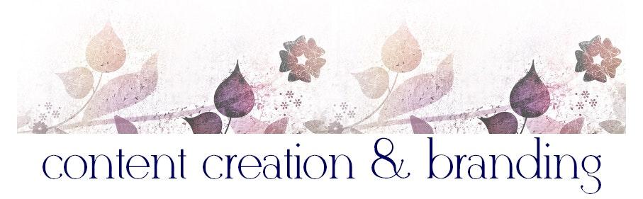 content creation branding