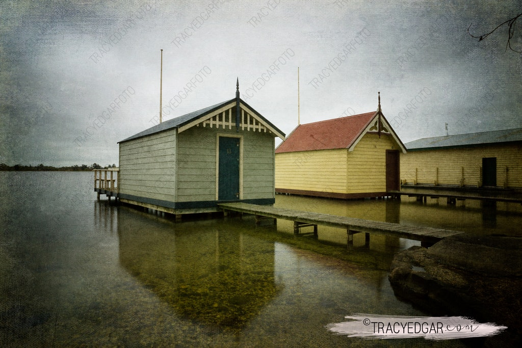 Lake Wendouree Boathouses | Ballarat #5