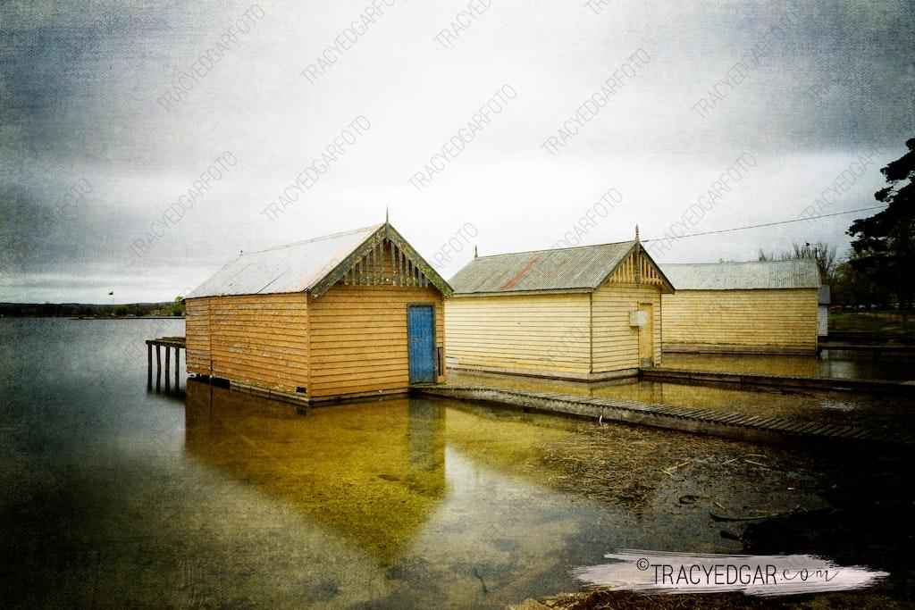 Lake Wendouree Boathouses | Ballarat #6