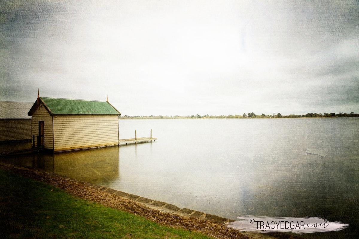 Lake Wendouree Boathouses   Ballarat #9