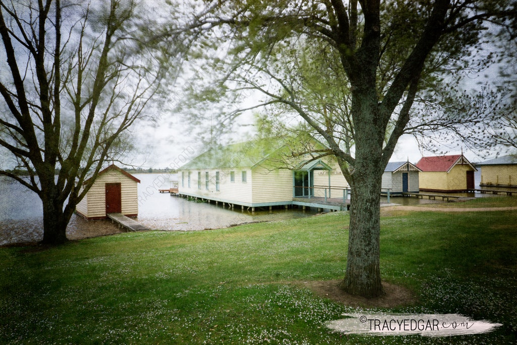 Lake Wendouree Boathouses | Ballarat #14