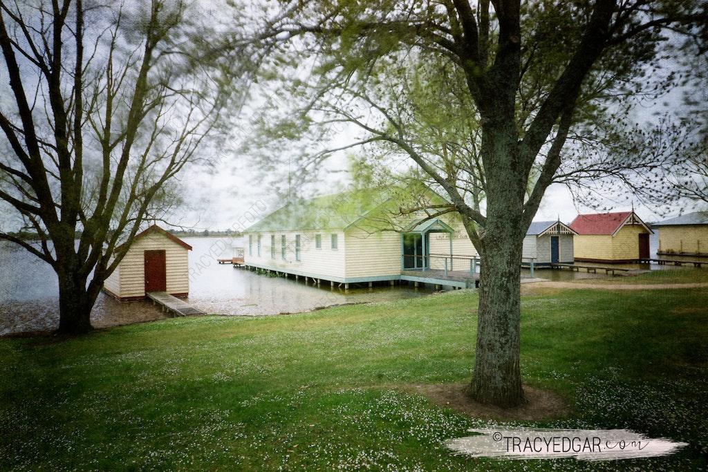 Lake Wendouree Boathouses | Ballarat #14
