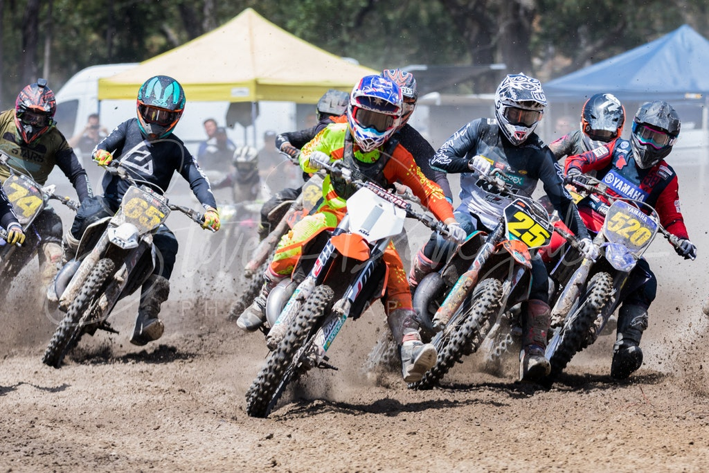 2019-02-10-5999 - 2 STROKE AMATEUR NATIONALS - 10th Feb 2019 - YAMAHA 125cc JUNIOR CUP @ Traralgon MCC