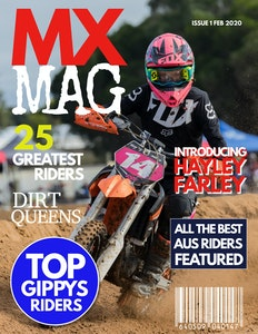 MX MAG Template Cover RED