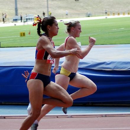 Olivia Tauro and Angeline Blackburn - 2010 Australia Cup, Canberra