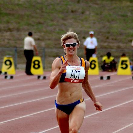 Melissa Breen - 2010 Australia Cup, Canberra