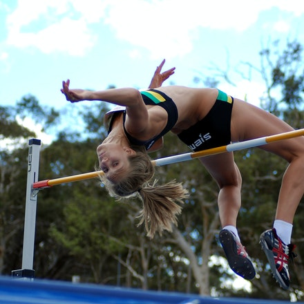 Ellen Pettitt - 2010 Australia Cup, Canberra