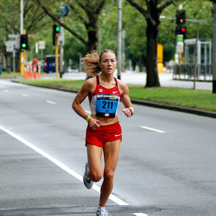 Great Australian Run 2009 - Melbourne, November 2009