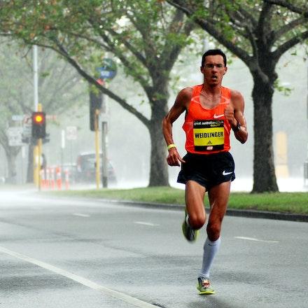 Guenther Weidlinger - Austrian Guenther Weidlinger was a surprise winner of the 2009 Great Australian Run, defeating Olympic marathon champion Samuel Wanjiru...