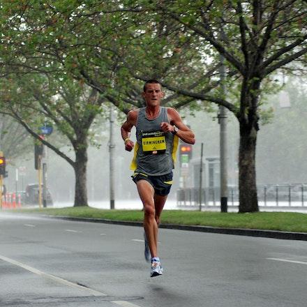 Collis Birmingham - Collis Birmingham was second in the 2009 Great Australian Run, setting an Australian 15km record of 43:19.