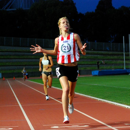 NSW 3000m Championships 2009 - Sydney Olympic Park Athletic Centre, 14 November