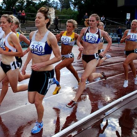 Zatopek 2009 - The 2009 Zatopek meet held at Olympic Park, Melbourne.