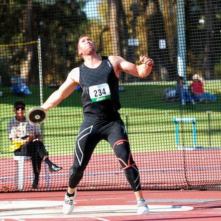 Benn Harradine - Benn Harradine was crowned 2010 Australian champion in the discus with his winning throw of 62.26m.