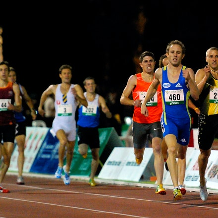 Lachlan Renshaw - Lachlan Renshaw claimed his second national title in the 800m, running 1:46.66 to beat home James Kaan (1:47.04) and James Gurr (1:47.16)...