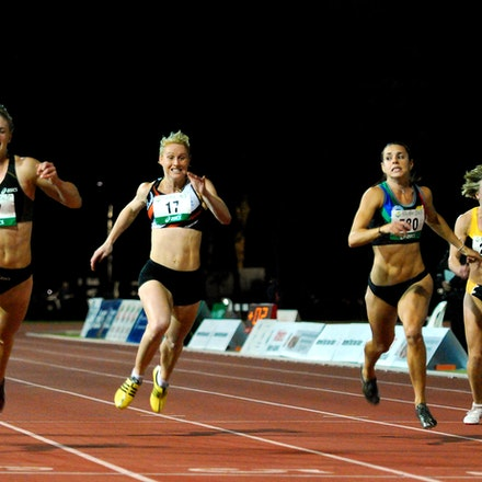 Melissa Breen - Melissa Breen claimed her first national title with victory in the 100m at the 2010 Australian Championships, recording a time of 11.50...
