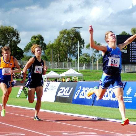 Australian Junior Championships 2010