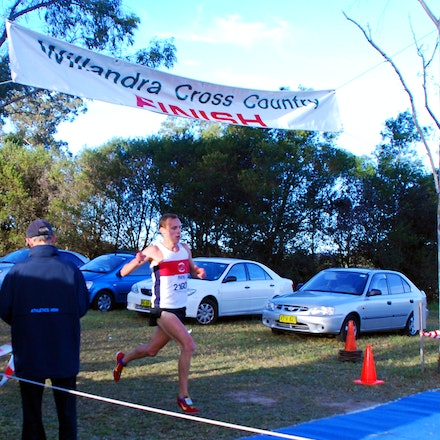 NSW Cross Country Championships 2010