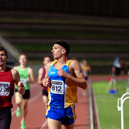 Jeremy Roff claims another NSW title - Jeremy Roff took out a tactical 1500m final, covering the final 800m in 1:54, to claim victory ahead of Lachlan...