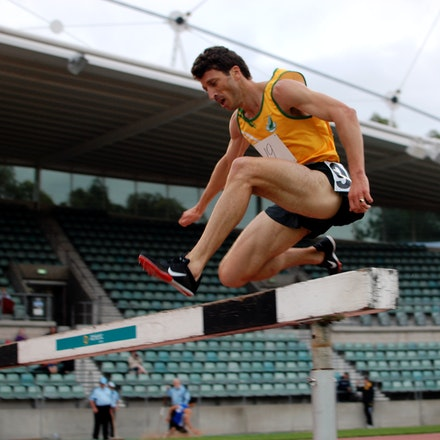 Youcef Abdi - Sixth placegetter at the Beijing Olympics, Youcef Abdi, was an easy winner of the 3000m Steeplechase at the 2011 NSW Championships with a...