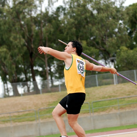 Laura Cornford - Laura Cornford took out the women's javelin at the 2011 NSW Championships with a throw of 56.50m ahead of Karen Clarke (49.07m) and Kelsey-Lee...