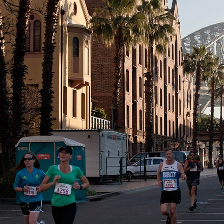 Real Insurance Sydney Harbour 10km 2013