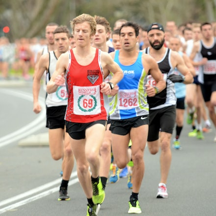 Victorian 10km Road Championships 2013