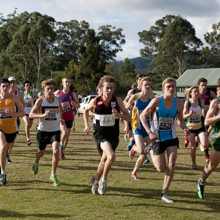 NSW Cross Country Championships 2013