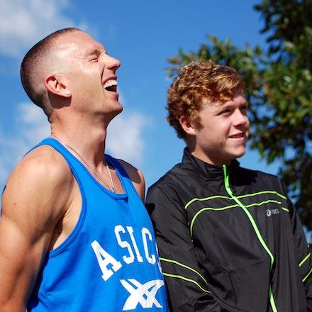Sydney Running Academy Photoshoot 2013