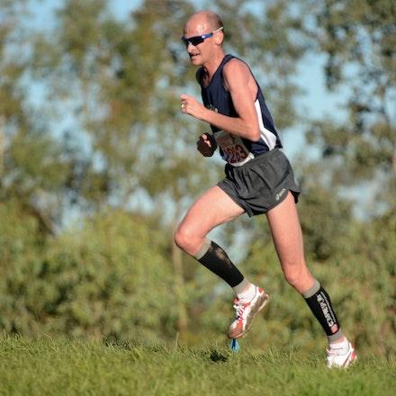Lee Troop - 2013 Victorian Cross Country Championships at Bundoora.