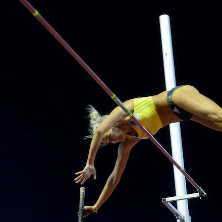 Vicki Parnov - 2014 Sydney Track Classic