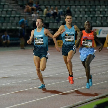 Sydney Track Classic 2014 - 1500m