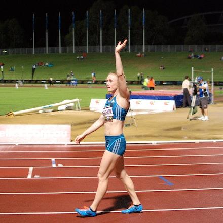 Sally Pearson - 2014 Sydney Track Classic