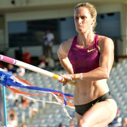 Alana Boyd - 2015 Melbourne Track Classic.