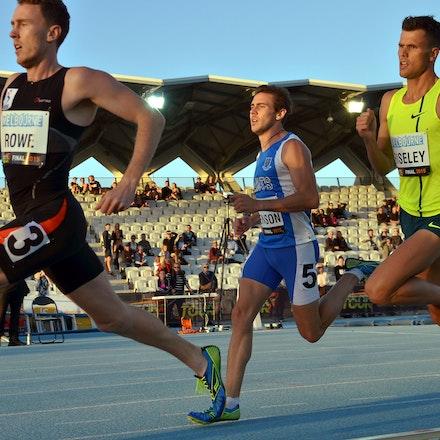Melbourne Track Classic 2015