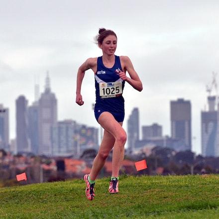 Alexandra Patterson - Australian Cross Country Championships 2015