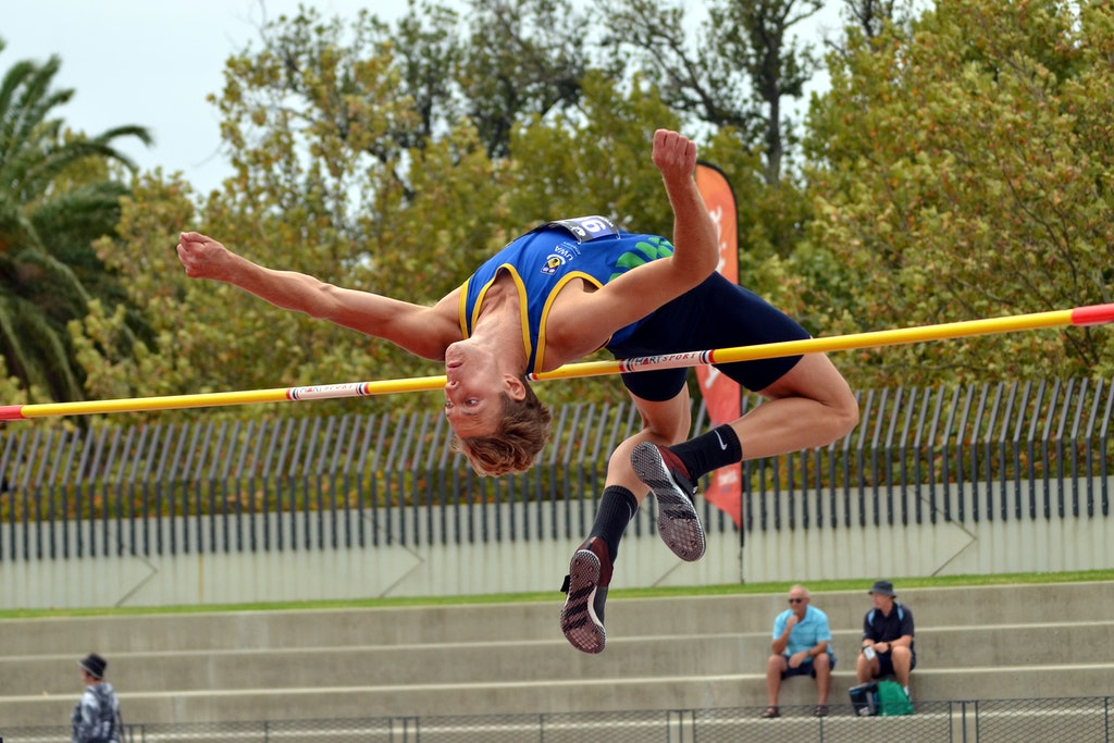 Grant Szalek - Western Australia's Grant Szalek took out the high jump with a leap of 2.21m - the highest recorded so far by an Australian during the domestic...