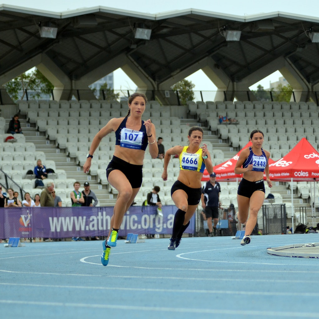 Brittany Burkitt captures sprint double - Brittany Burkitt's closest competition in the 200m was Jess Gulli-Nance. However, Burkitt prevailed 24.58s to...