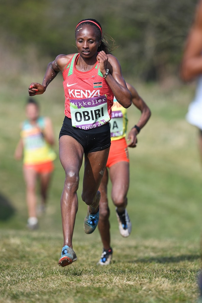 Hellen Obiri - 2019 World Cross Country Champion, Hellen Obiri.
