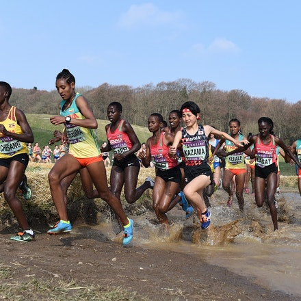 U20 women - Photo: Jiro Mochizuki